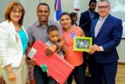 34 niños en Programa Terapéutico del CAID