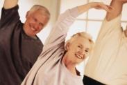 Envejecer con actitud alegre