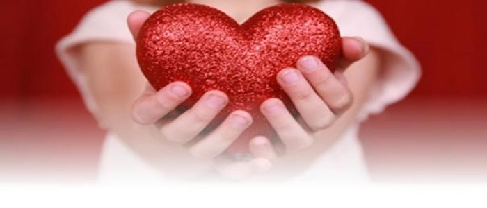 Te presento mi fe y mi corazón